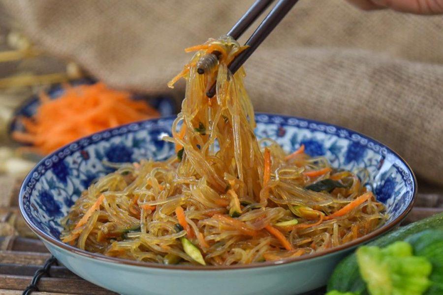 Ricetta degli Spaghetti di Soia