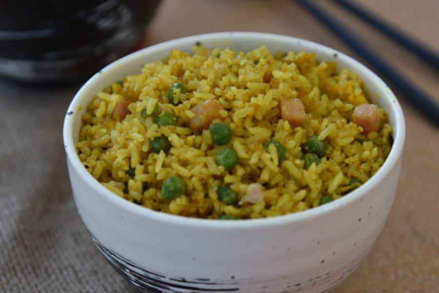 Ricetta del Riso al Curry