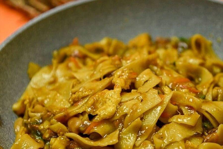 Ricetta degli Spaghetti Pad Thai